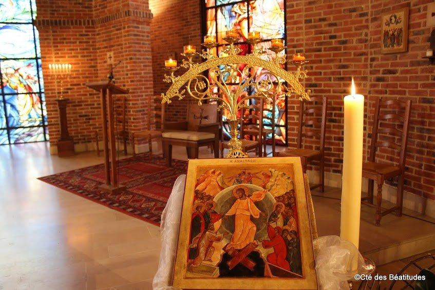 feltámadási ikon