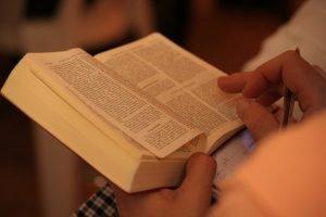 ima a szentírással