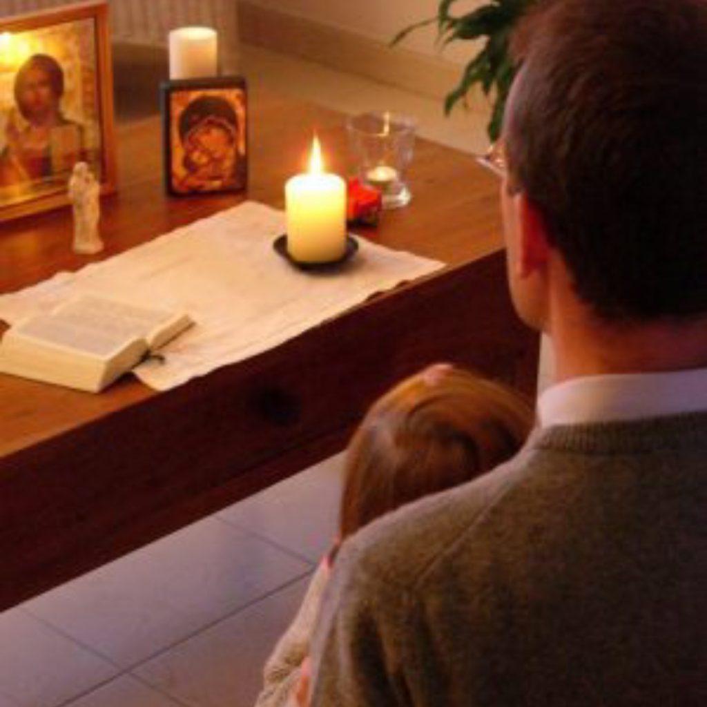 családi ima