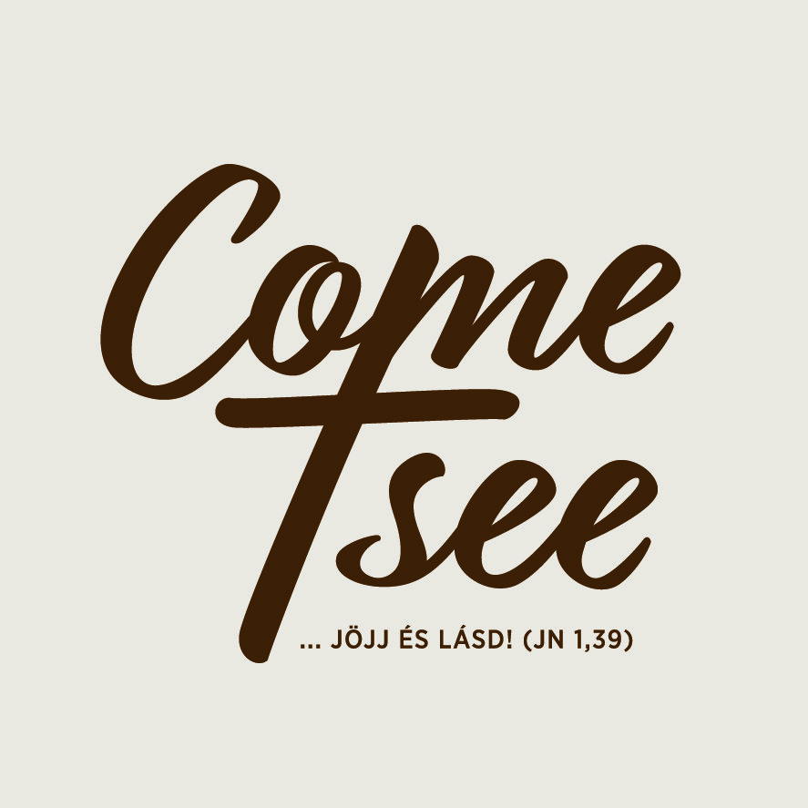 come and see logo