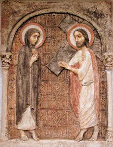 Jézus találkozik Anyjával