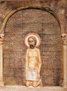 Jézust megfosszák ruháitól